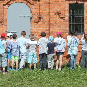 Istorijos programa dienos stovyklos