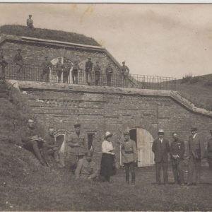 VII forto antrasis šaudmenų sandėlis (tarpukaris)